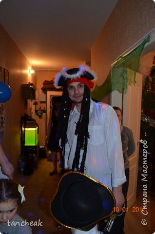 День рождения в пиратском стиле. фото 7