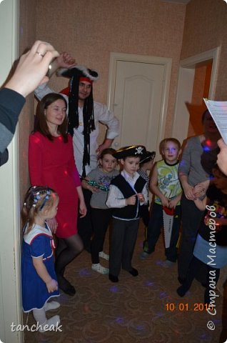 День рождения в пиратском стиле. фото 9