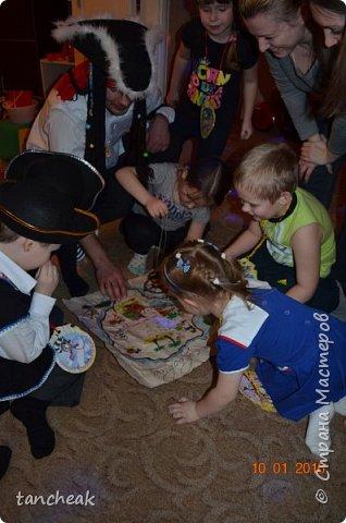 День рождения в пиратском стиле. фото 11