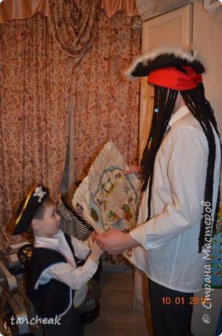 День рождения в пиратском стиле. фото 12
