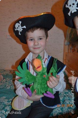 День рождения в пиратском стиле. фото 14