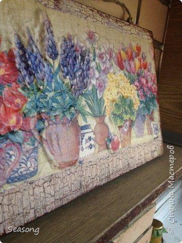 Панно типа фрески ;) фото 3