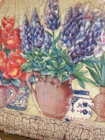 Панно типа фрески ;) фото 2