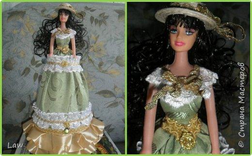 шкатулочки куклёшки фото 5