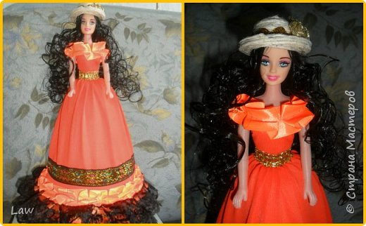 шкатулочки куклёшки фото 3