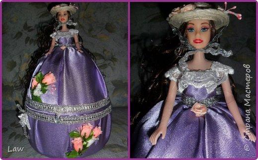шкатулочки куклёшки фото 6