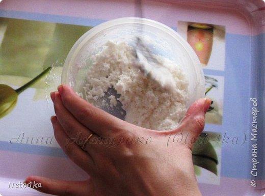 Заварной холодный фарфор с целлюлозой фото 14