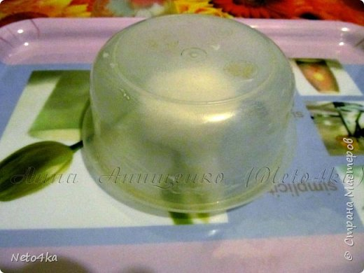 Заварной холодный фарфор с целлюлозой фото 18