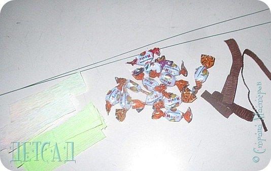 Не за горами вербное воскресенье, решили поделиться с вами секретом изготовления вербочки из конфет  фото 2