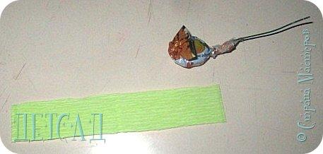 Не за горами вербное воскресенье, решили поделиться с вами секретом изготовления вербочки из конфет  фото 5