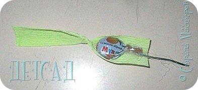 Не за горами вербное воскресенье, решили поделиться с вами секретом изготовления вербочки из конфет  фото 7