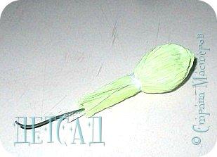 Не за горами вербное воскресенье, решили поделиться с вами секретом изготовления вербочки из конфет  фото 8