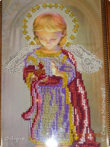 Ангел со свечой фото 2