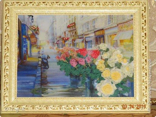 Розы на улицах Парижа фото 2