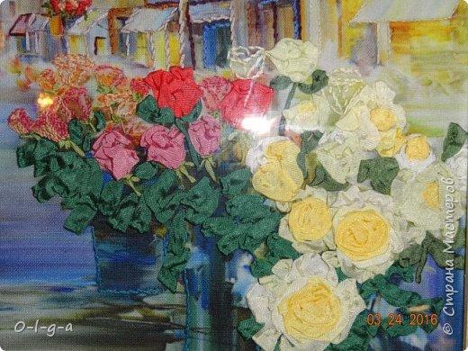 Розы на улицах Парижа фото 3