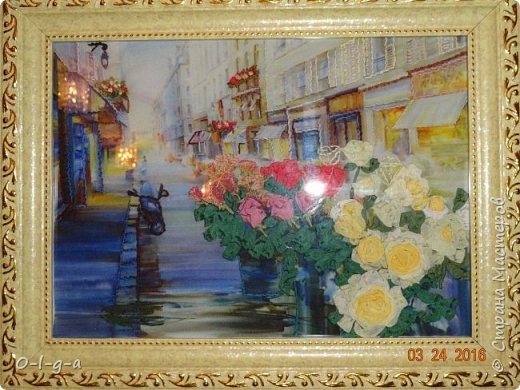 Розы на улицах Парижа фото 4
