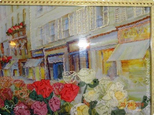 Розы на улицах Парижа фото 5