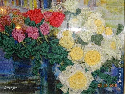 Розы на улицах Парижа фото 8