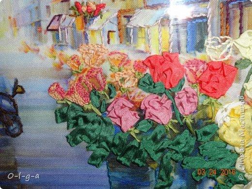 Розы на улицах Парижа фото 9