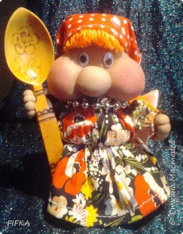 кукла аппетитница для д/ сада. фото 1