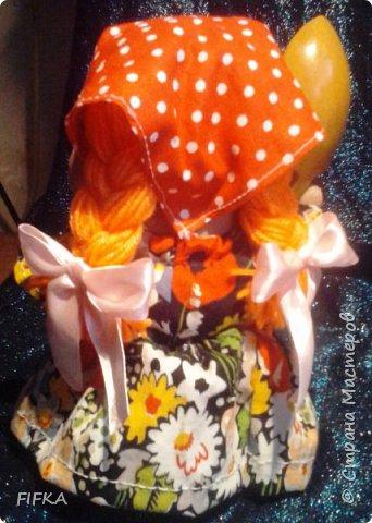 кукла аппетитница для д/ сада. фото 2