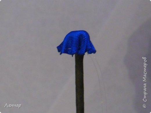 Добрый день, Страна. Выкладываю на ваш суд МК такой розы. Сама я такую розу первый раз увидела у Олеси Иноземцевой в Одноклассниках ( только у неё была просто заколка, не на ножке). фото 15