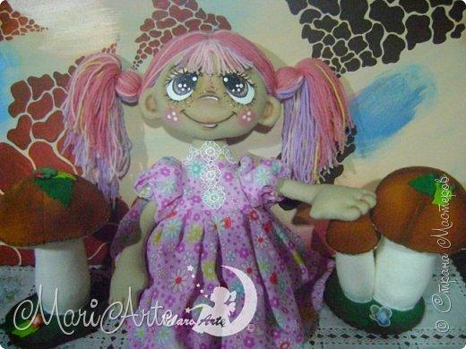 Куколка сшита по М.К.  Елены Брагиной (БРЕЛЕНЫ) http://www.liveinternet.ru/users/5315707/post381617445/ фото 4
