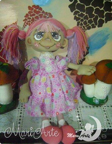 Куколка сшита по М.К.  Елены Брагиной (БРЕЛЕНЫ) http://www.liveinternet.ru/users/5315707/post381617445/ фото 5