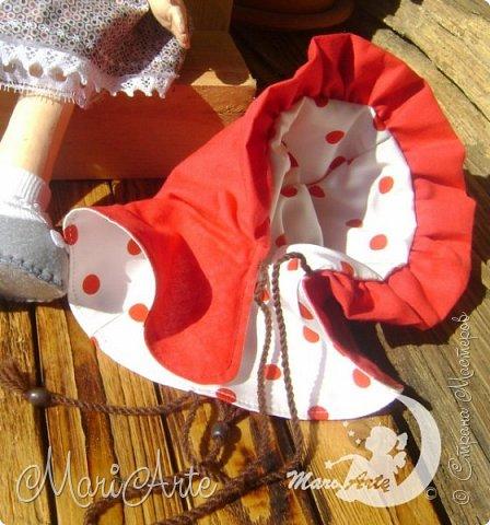 Красная Шапочка сшита по М.К. из интернета ( к  сожалению не знаю кто автор) фото 10