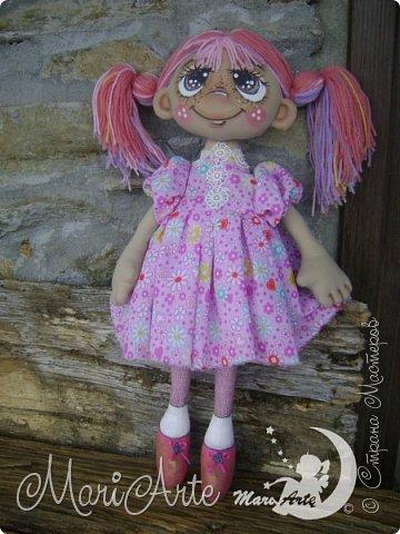 Куколка сшита по М.К.  Елены Брагиной (БРЕЛЕНЫ) http://www.liveinternet.ru/users/5315707/post381617445/ фото 6
