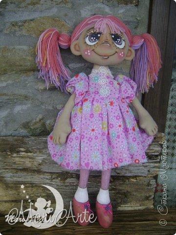 Куколка сшита по М.К.  Елены Брагиной (БРЕЛЕНЫ) http://www.liveinternet.ru/users/5315707/post381617445/ фото 2
