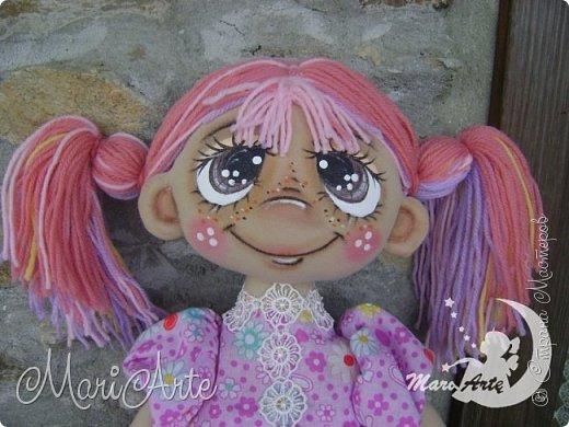 Куколка сшита по М.К.  Елены Брагиной (БРЕЛЕНЫ) http://www.liveinternet.ru/users/5315707/post381617445/ фото 7