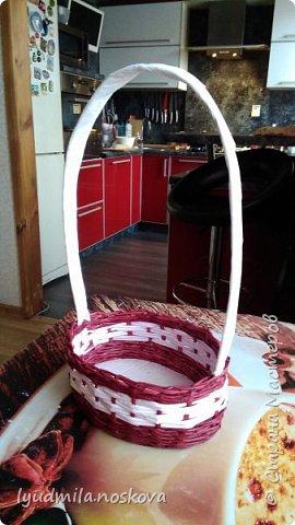 моя первая плетеночка  фото 1
