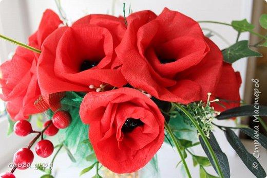 """розы на бокале (внутри конфеты """"Марсианка"""" 13 штук) фото 2"""