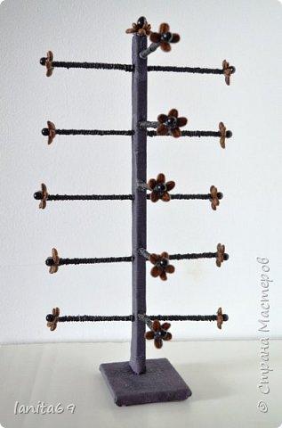 Доброго настроения!Для кого актуальна проблема скопления очков,вам сюда! http://stranamasterov.ru/node/927958-сдесь я уже показывала один органайзер. Теперь представляю другую идею. фото 4