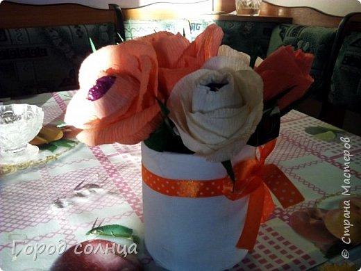 Решила попробовать свои силы в свит дизайне. Подарок маме к 8 марта. Сумочку тоже делала сама фото 4
