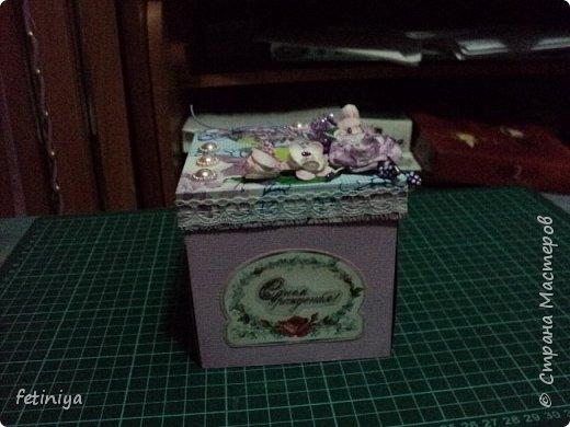 Коробочки под денежку и разные мелочи фото 4