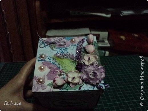 Коробочки под денежку и разные мелочи фото 5