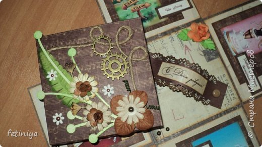 Коробочки под денежку и разные мелочи фото 10