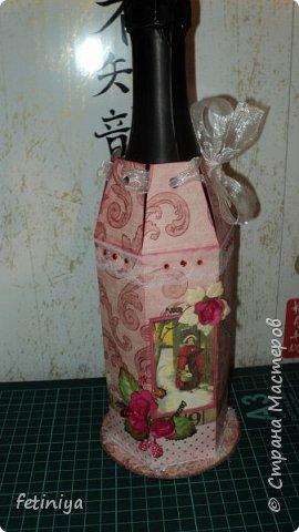 Упаковка для бутылок фото 2