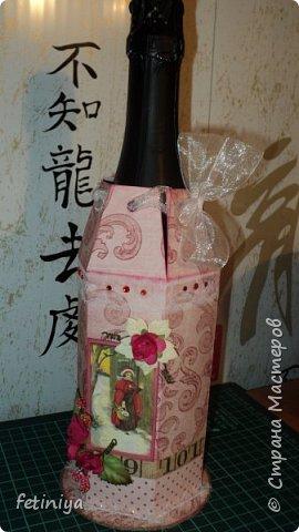 Упаковка для бутылок фото 3
