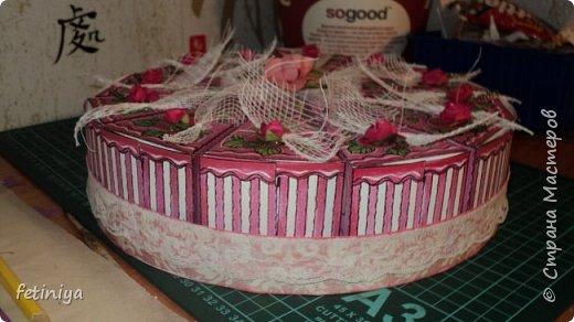 Тортик с пожеланиями фото 3