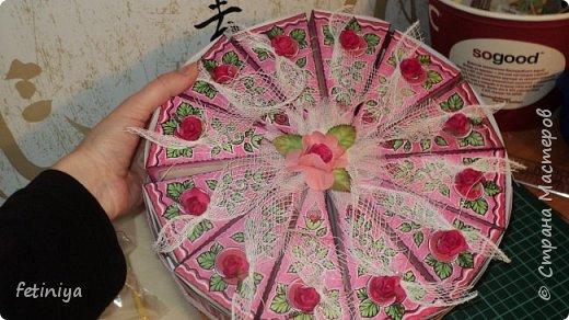 Тортик с пожеланиями фото 4