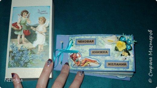 Чековые книжки фото 1