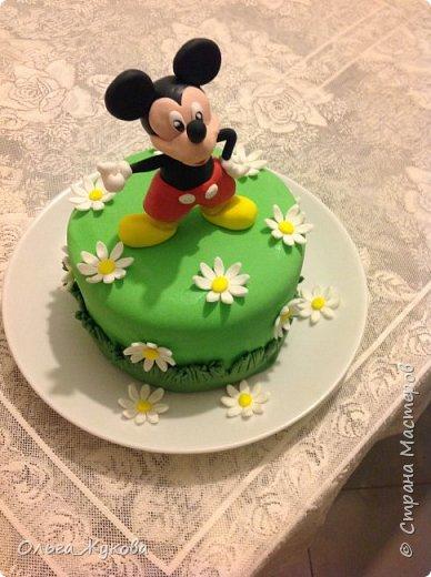 """Доброго времени суток всем! Хочу показать тортики, можно сказать, детские, которые пекла своей семье!  Первый торт- """"Пингвины на льдине"""" на Новый год. Почему то большее впечатление на моих произвёл ледяной домик и не сами пингвины, в их шапки!! фото 7"""