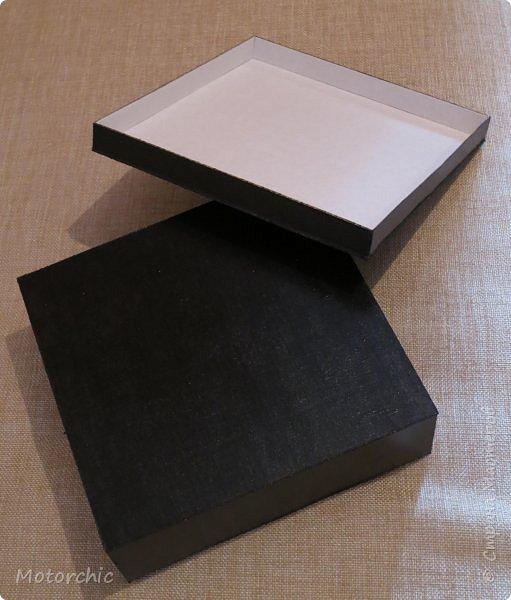 """На День Рождения подруги-рукодельницы решила ей подарить коробочку/шкатулку/сокровищницу для ее сокровищ (рукодельных или нет, - решать уже ей самой,в любом случае, для женщины шкатулка никогда лишней не будет). Разумеется, не пустую, я ее наполнила различными рукодельными """"сокровищами"""" =) фото 3"""