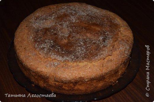 Этот кекс стал одним из любимых видов выпечки в нашей семье, пеку его очень часто, потому что хватает его не на долго ))) фото 2