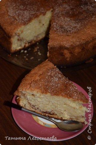Этот кекс стал одним из любимых видов выпечки в нашей семье, пеку его очень часто, потому что хватает его не на долго ))) фото 1