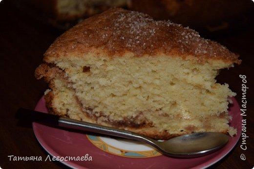 Этот кекс стал одним из любимых видов выпечки в нашей семье, пеку его очень часто, потому что хватает его не на долго ))) фото 3