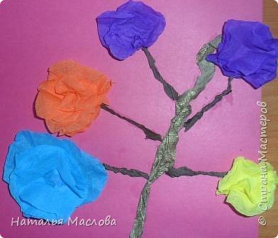 Работы четвероклассников. Открытки-сердечки к 8 марта. Цветы выполнены по идеи Татьяны Просняковой. В её блоге подробный мастер класс. фото 14